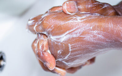 The most effective way to wash your hands and sanitise them correctly