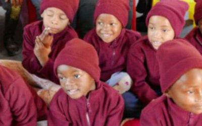 Winter project: Cosmoore Primary School