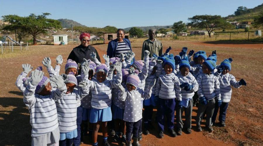 Winter project: Imboyi Primary School
