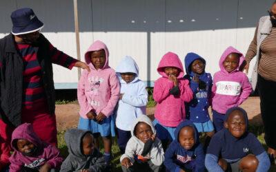 2021 Winter Project: Imboyi Primary School